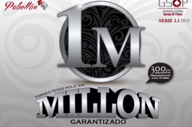 El Guadalajara Póker Series 2.0 anuncia su nueva fecha para torneo 0001