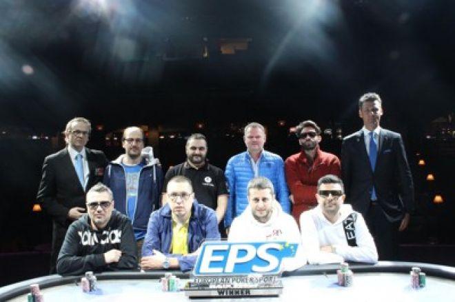 Georg Markowitz Trijumfovao na EPS Main Eventu; Milan Milovanović 8. Mesto 0001