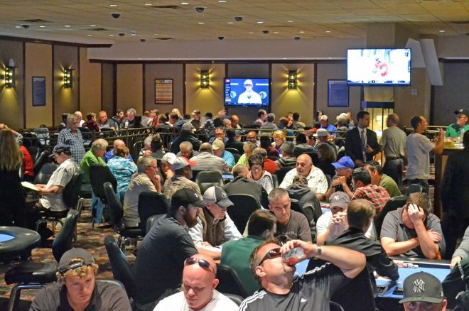 Event 5 Kicks Off at 2015 Western New York Poker Challenge; Snead and O'Brien Lead 0001