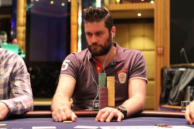 Luis Fernando Garcia Martinez consigue 189.400 puntos para liderar el Estrellas Poker Tour Madrid 0001
