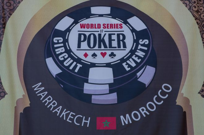 WSOP Circuit Marrakech