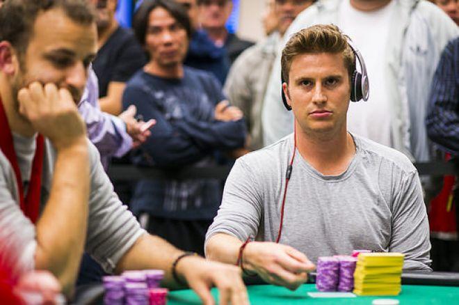 PokerNews Boulevard: Isaac Baron leidt geweldige finaletafel bij WPT Bay 101 Shooting Star