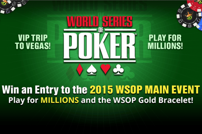 $27 WSOP Main Event Satellite on DraftKings at 7 p.m. ET Today! 0001