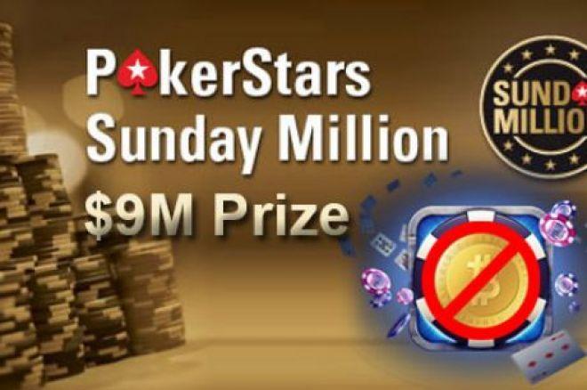 """Praleisti negalima: šio vakaro """"Sunday Million"""" turnyre garantuojami 9 milijonai... 0001"""