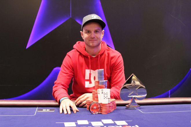 Nicki Leander Vestergaard, primer campeón de la sexta temporada del Estrellas Poker Tour 2015 0001