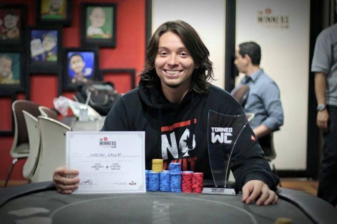 ¡Adrian Fallas campeón del Torneo WC! 0001