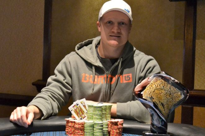 Buck Ramsay Wins Another Main Event in Niagara Falls at WNY Poker Challenge 0001