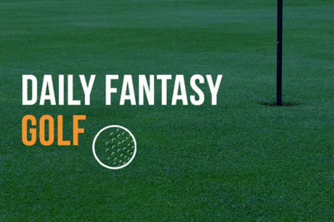 Daily Fantasy Golf