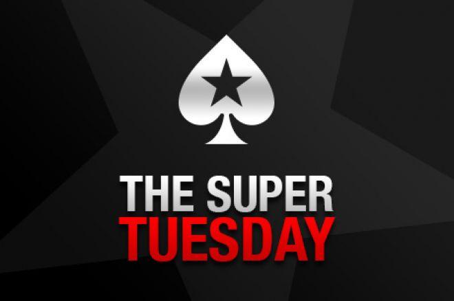 PokerStars Super Tuesday