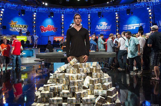 Neeilinė galimybė: Danielis Colmanas ir Olivieris Busquetas siūlo pokerio mokymus 0001