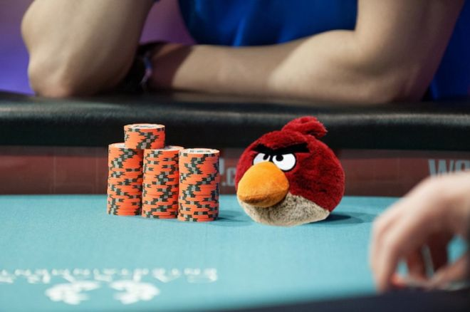 Angry Birds and Poker