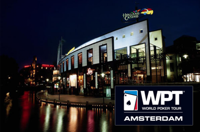 World Poker Tour Amsterdam aangekondigd, 11 tot en met 16 mei in Holland Casino Amsterdam