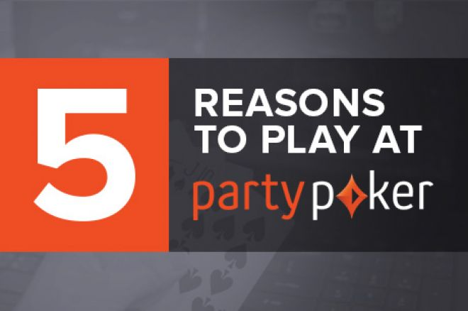 why to play at partypoker