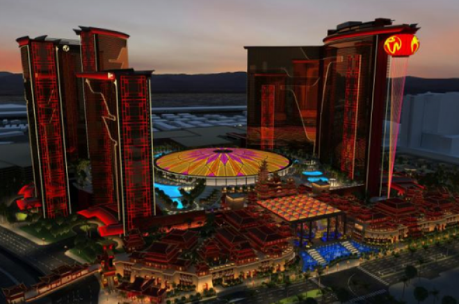 Les travaux du gigantesque Resort World Vegas vont débuter 0001