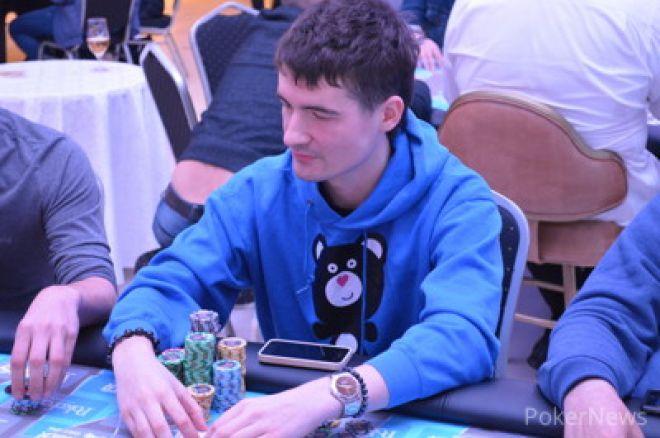 RPT Main Event : Evteev Pavel Chip Leader Dana 1b 0001