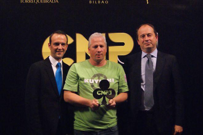 Miguel Magán se lleva la segunda parada del CNP 4.0 0001