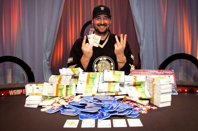 Pokerio vaikigalio galvoje: Phillas Hellmuthas vis dar pasitiki savimi (antroji dalis) 0001