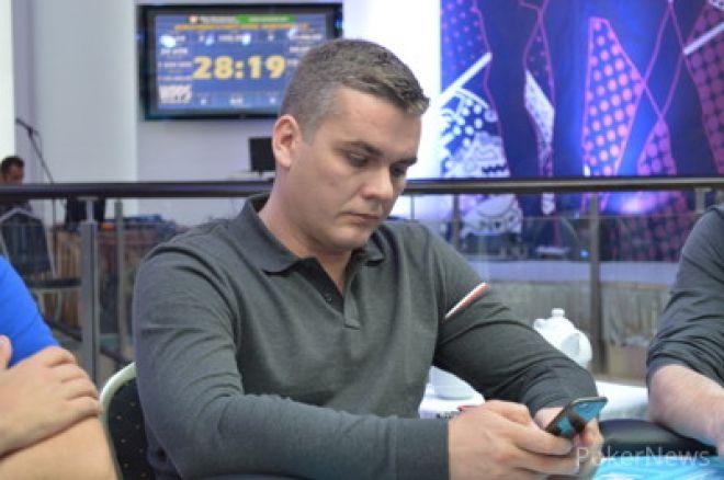 WPPS Main Event Dan 1b: Vandyshev Alexey Chip Leader, Vlado Banićević Najbolje Plasiran od... 0001