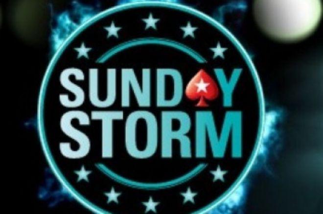 """""""Sunday Storm"""" gimtadienio proga - septynženklis prizinis fondas 0001"""