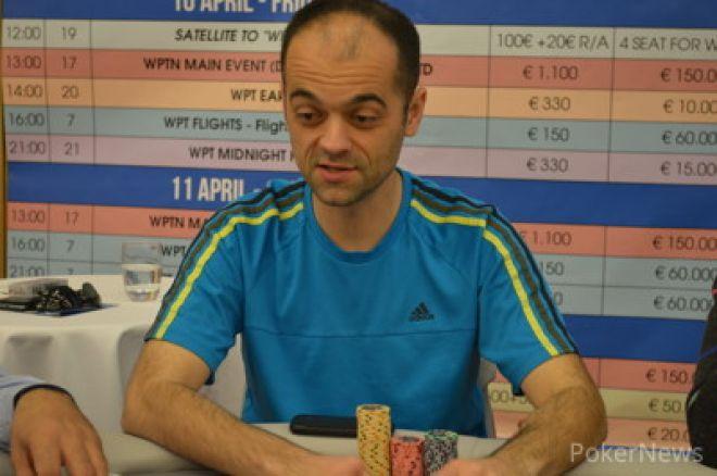 WPT Montenegro Cup Dan 1b: Kozko Anton Chip Leader ; Tatar, Lagator, Bojić i  Menićanin u... 0001