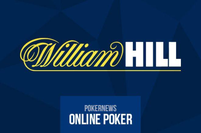 William Hill Poker skelbia taškų lenktynes WSOP pakuotei laimėti 0001