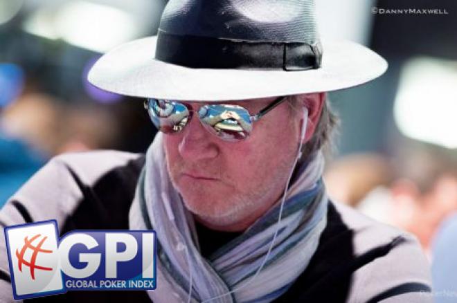 Global Poker Index (maart): Govert Metaal herneemt de leiding