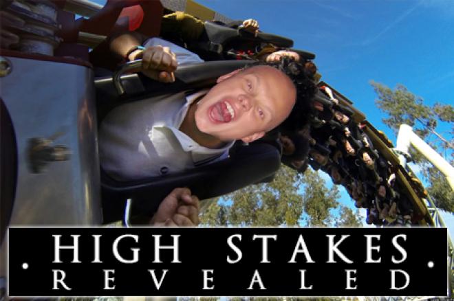 High Stakes Revealed - Koop je kaartjes voor de Ilari Sahamies achtbaan
