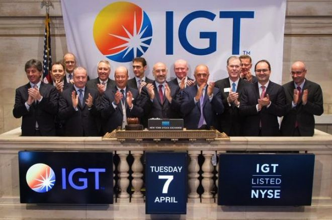 IGT at the NYSE