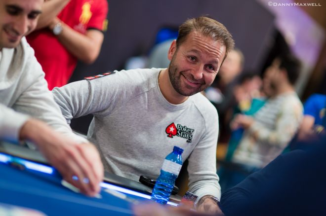 Daniel Negreanu on Twitch