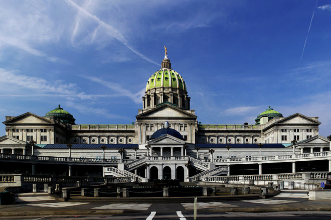 Pennsylvania Hearing Provides Positive, Insightful Testimony in Favor of Online Gaming 0001