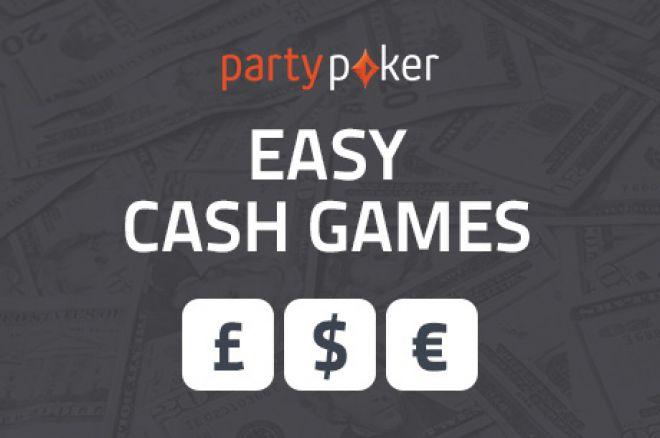 Casual Cash Games Partypoker