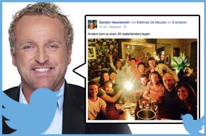 Tweet Tweet Bad Beat - Strong, Reijmers en De Meulders beste vrienden met Gordon