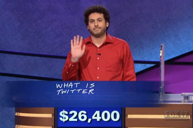 Alex Jacob Jeopardy!