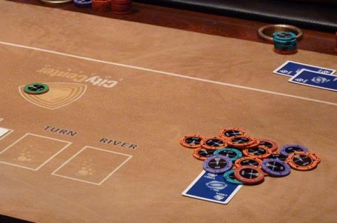 Este finde se juega la segunda fecha de la City Center Poker League 0001