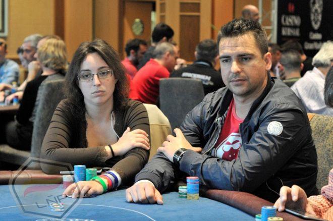 La Liga Española de Poker comienza fuerte su Gran Final 0001