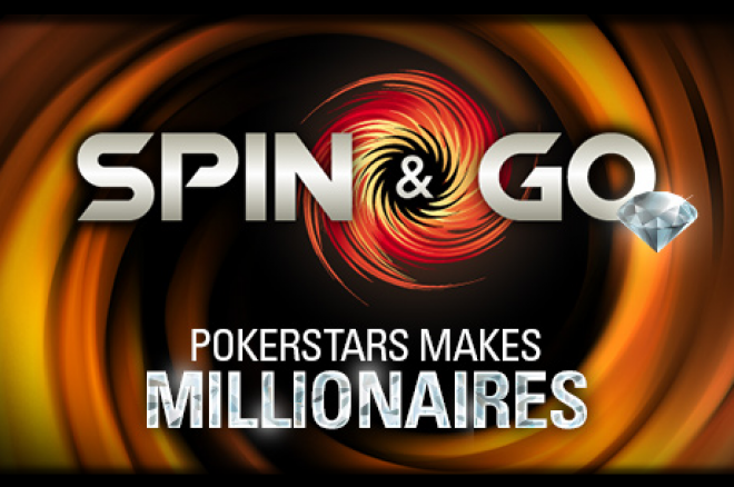 миллион на PokerStars Spin & Go