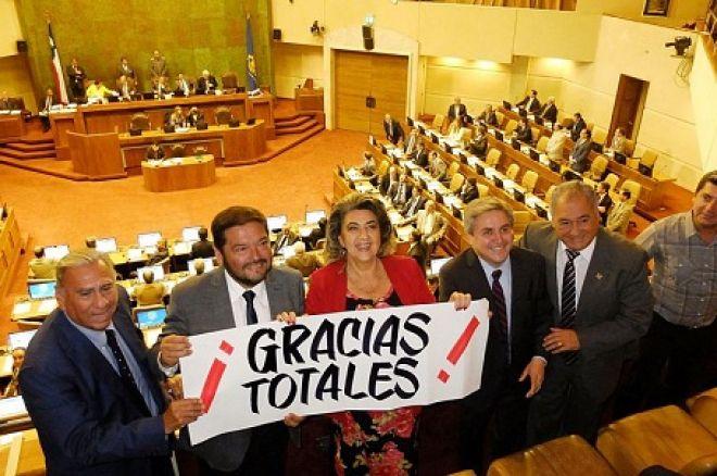 Última hora: Chile cambia su Ley de Casinos 0001