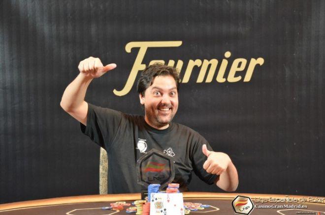 Álvaro Marino 'Drácula' gana la Gran Final de la LÑP, Guillem Casas ganador de la... 0001