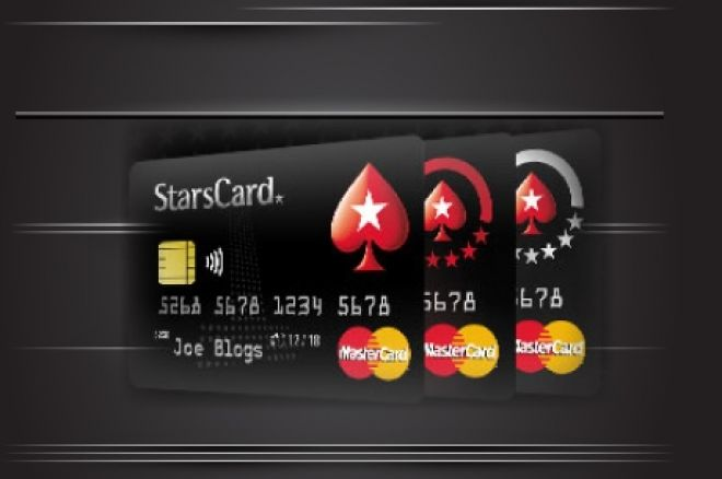 PokerStars Credit Card Launches in UK