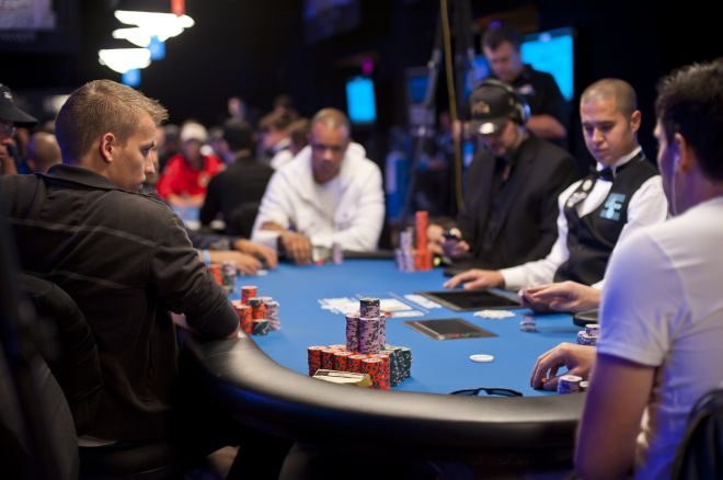 The Absent Chip Leader: An Interesting Final Table Dynamic