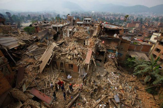 PokerStars and Full Tilt Launch Relief Initiative to Help Eartquake Victims in Nepal