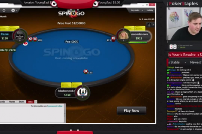 Polandìs 'bladsonpoker' Wins $1,000,000 at PokerStars Live on Twitch!