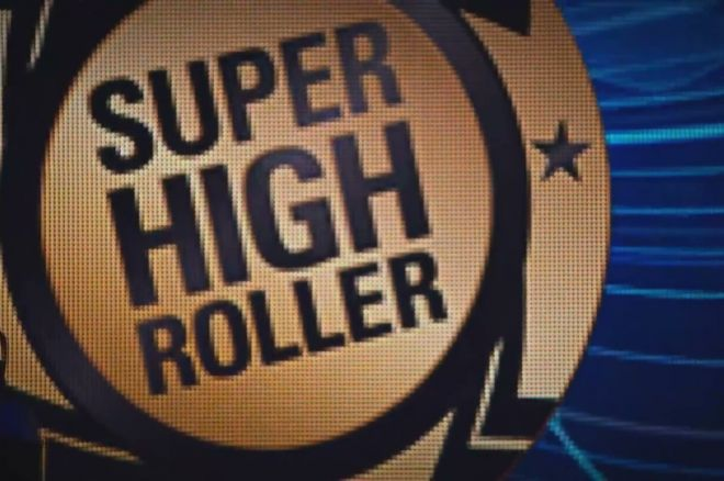 EPT Monte Carlo Super High Roller