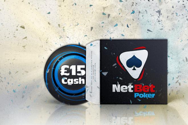 Pelningiausi šio mėnesio pasiūlymai: NetBet Poker dovanoja startinį kapitalą visiems... 0001