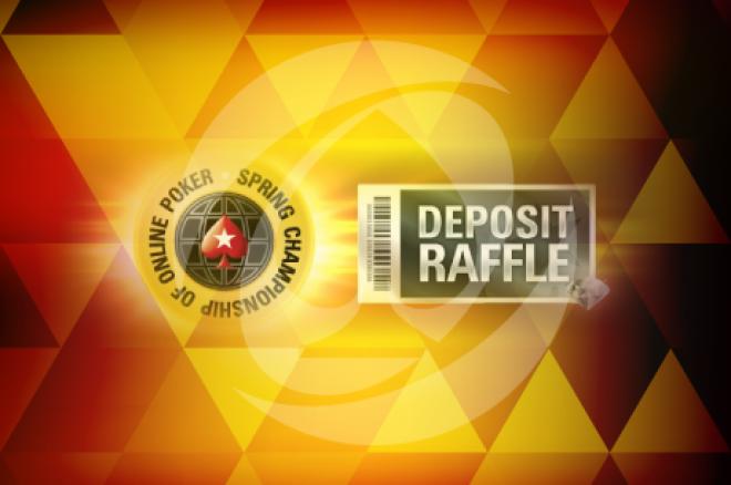 SCOOP Deposit Raffle