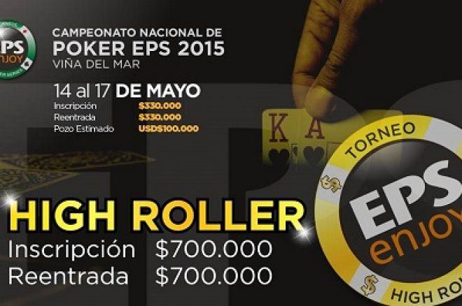 Chile: se viene el Campeonato Nacional EPS 0001