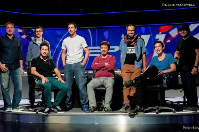 EPT11 Grand Final Main Event Final Table
