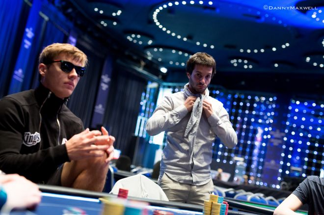 Joaquín Melogno hizo burbuja de mesa final en el €25.000 High Roller 0001
