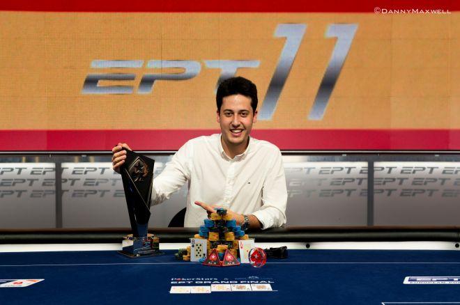 Adrian Mateos EPT Monte Carlo Main Event