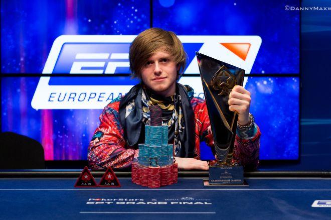 Charlie Carrel: EPT111 €25,000 High Roller Champion